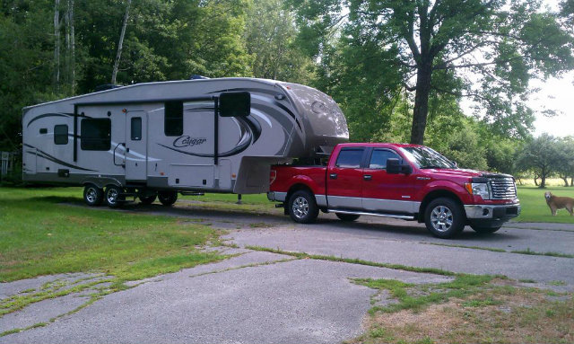 Half Ton Towable Fifth Wheels >> Cougar Half Ton Archive Keystone Rv Forums