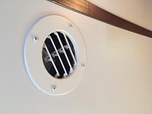 AC vent cover removal - Keystone RV Forums