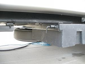 Pictures of Lippert under chassis storage - Keystone RV Forums