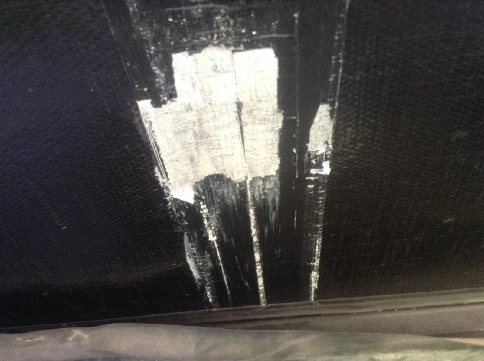 Bottom of slide out getting damaged - Keystone RV Forums