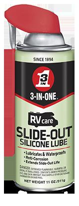 Sluggish slides: Dry lube? - Keystone RV Forums
