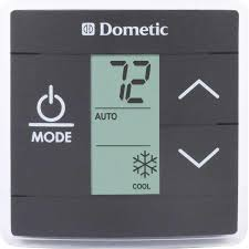 Dometic touch thermostat - Keystone RV Forums