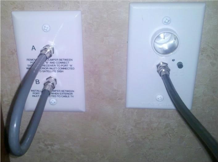 Inputs for tv coax - Keystone RV Forums on gulf stream rv wiring diagram, holiday rambler rv wiring diagram, sprinter rv wiring diagram,