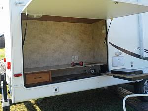 Replaced Outdoor Kitchen Counter Top Keystone Rv Forums