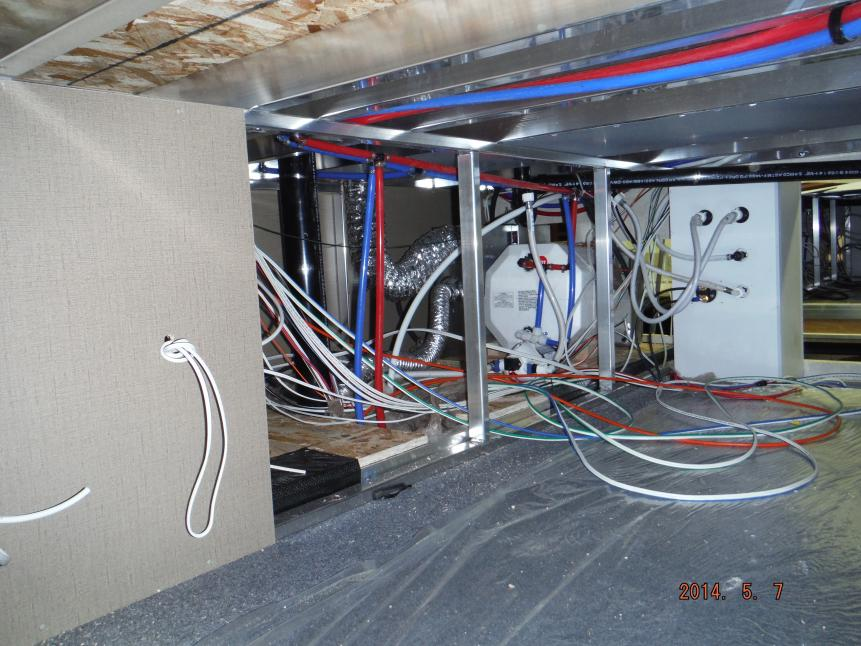 Where do I find a layout for wiring and plumbing - Keystone RV Forums   Springdale Rv Wiring Diagram      Keystone RV Forums